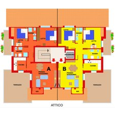 Planimetry6 Apartments Ferrara Plot 11